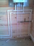 Монтаж системы отопления в частном доме своими руками